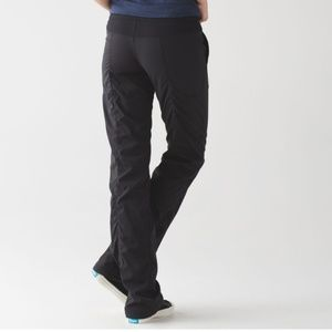 Lululemon Lines Dance Pant With Ankle Zip Size 6